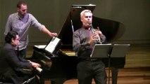 G. Gershwin - Three Preludes - Clarinet and Piano