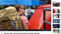 Stupidest Commercial of ALL TIME! Molson Canadian Beer Fridge Indonesia