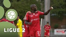 Dijon FCO - US Créteil-Lusitanos (4-1)  - Résumé - (DFCO-USCL) / 2015-16
