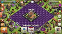 Clash, of, Clans, Supercell, Gameplay, Epic, Best, Hybrid, Farming, Trophy, Layout, 4Mortars, New, Update, Apple,Android