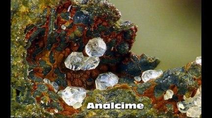 Minéraux A