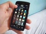 Blackberry Torch 9860 - O celular mais rápido de todos só que ao contrário