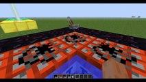 Minecraft Tutorials #2 - Self Launching Cannon - TNT Cannon