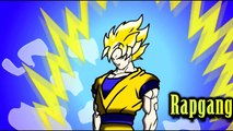 DBZ Goku turns Super Saiyan 3 for the first time (fan animation) No fillers