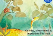 Fairy Tale | Fairy tales for children Boa and the Monkey full - Fairy tales for children - YouT