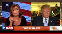 'On Point' with Gov. Sarah Palin & Donald Trump
