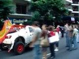 Yo en el Rally Dakar 2009!!!! Buenos Aires