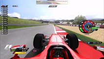 GP2 lap with live telemetry - Motec - video dailymotion