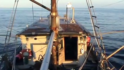 Commercial Fishing for Ling Cod fishing in Sitka, Alaska