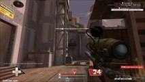 TF2 Quick Tips #4: Sniper on Sniper Action (Counter-sniping)