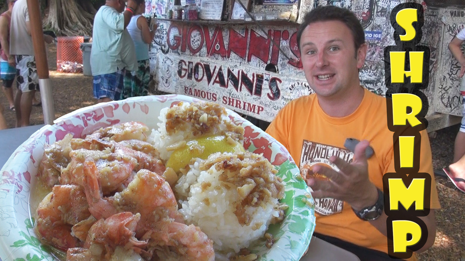 Giovanni's Shrimp Truck – The Best Shrimp Truck in Hawaii