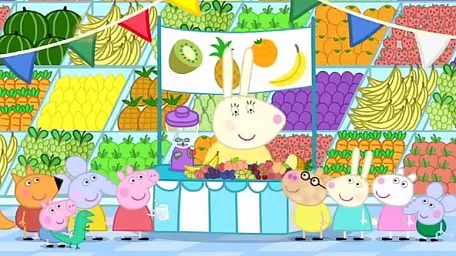 Peppa Pig Series 6 Fruit