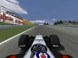 rFactor A1-Ring Onboard Hot Lap 1:07.47