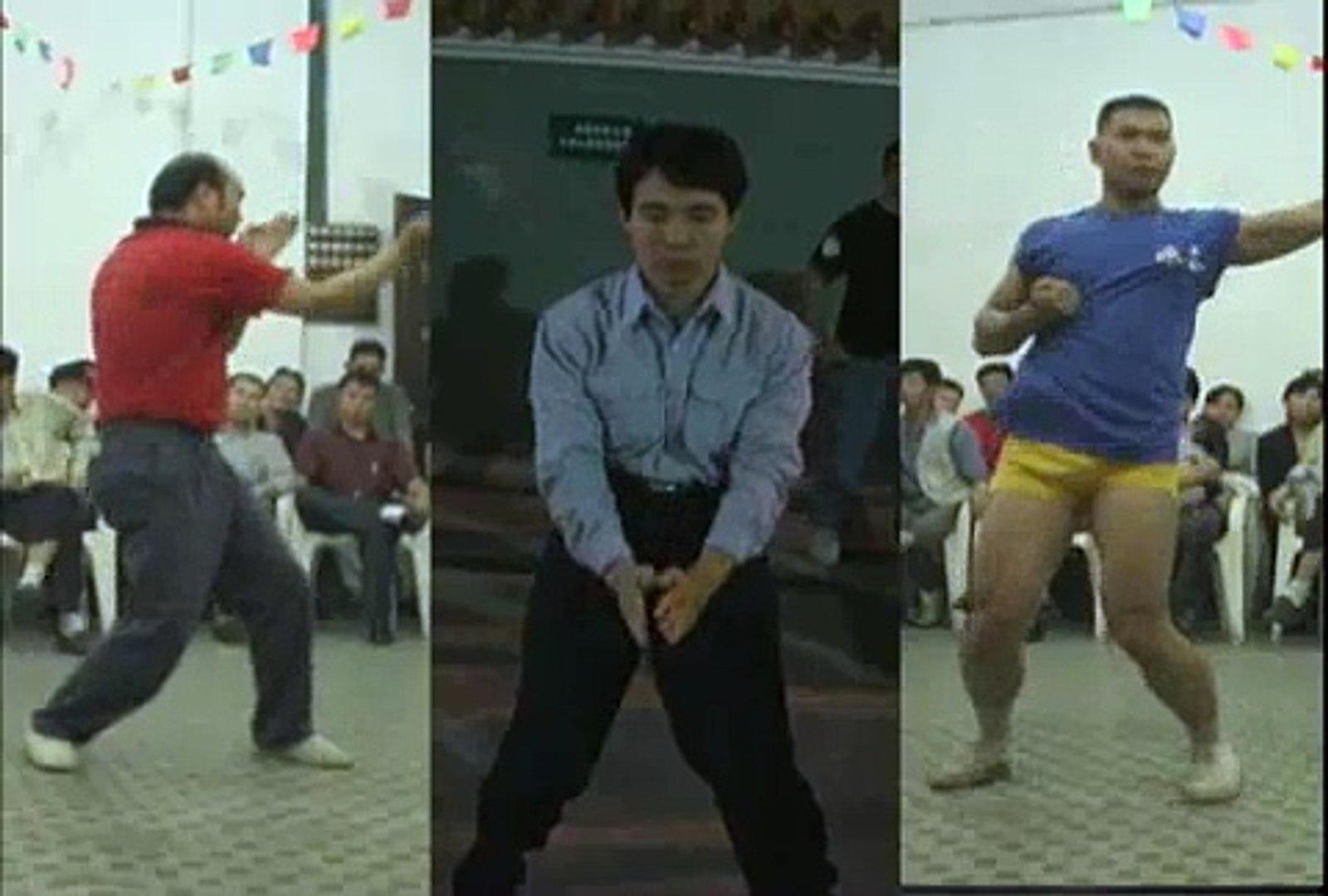 Chum Kiu comparison