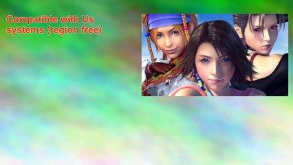Final Fantasy Xx2 Hd Remaster Japan Import