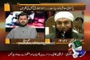 Maulana tariq Jameel sb answerd about pakistani politicians to saleem safi