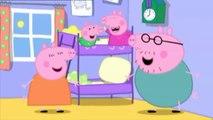 Peppa Pig English Cartoon Episodes -   The Tooth Fairy Treasure Hunt