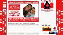 iCHAPEAU - Child Abduction Group Aims to Fight for Children's Rights - International Abductions