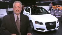 Audi A3 2.0 TDI Wins 'Green Car of the Year' at 2009 Los Angeles Auto Show