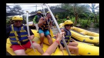 Bali White Water Rafting Adventure 9th Jan 2015