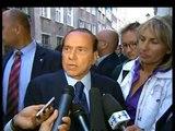 Silvio berlusconi: Il delirio di un un uomo malato. io sono superman!