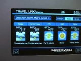 Sirius Travel Link System Demo - In 2009 Lincoln MKS