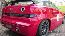 Alfa Romeo SZ 3.2 GTA Trophy Racing over 300 HP