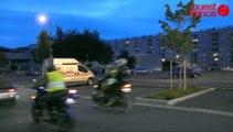 Concentration motos à Saint-Lô : le défilé en ville !