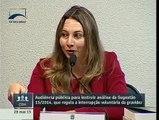 Fernanda Takitani, quem financia o aborto no Brasil, como e por quê!