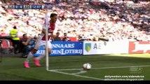 Anwar El Ghazi Big Chance | Ajax Amsterdam v. ADO Den Haag - Eredivisie 30.08.2015 HD