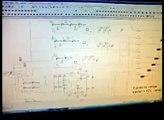 Diagrama de fuente de poder, voltajes fijos y variables