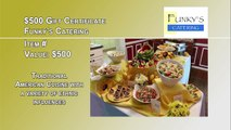 5411 Gift Certificate for Funky's Catering