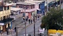 Simulacro de Terremoto y Tsunami en Iquique 30/06/2010 Parte 1