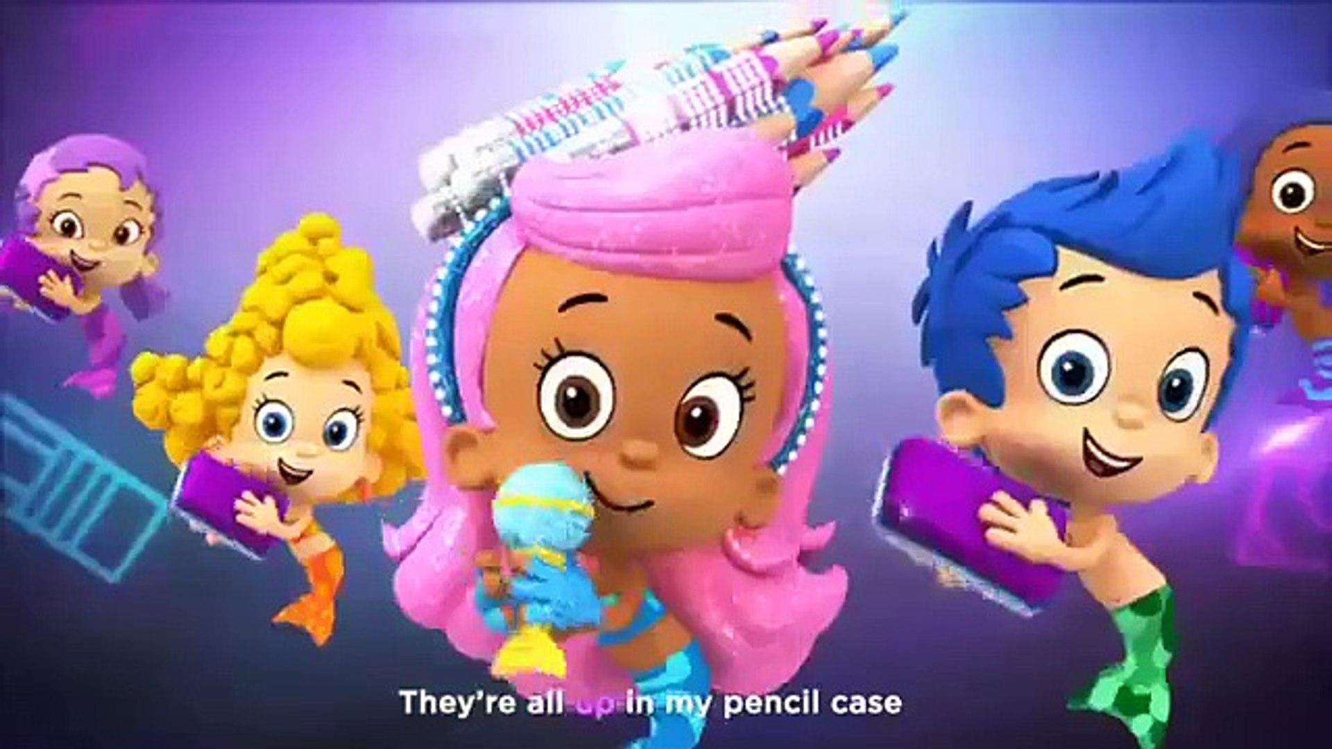 Pencil Case  Kid/'s Pencil Case  Guppies