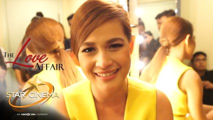 Bea Alonzo invites you to watch The Love Affair