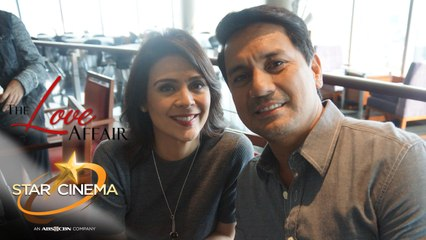 CharDawn invites you to watch The Love Affair