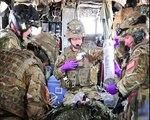 Medical Emergency Response Team (MERT) at Camp Bastion
