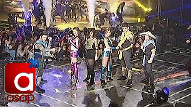 ASAP: ASAP Supahdance in mortal combat inspired dance number