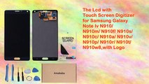 ismile Lcd with Touch Screen Digitizer for Samsung Galaxy Note
