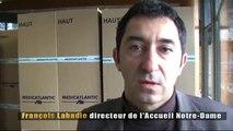 Lourdes : nouveaux lits médicalisés pour l'Accueil Notre-Dame