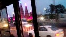 Once Evening Journey At Dhaka, Bangladesh