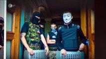 Die Anstalt zeigt, wie Feindbild Russland in Deutschland erzeugt wird