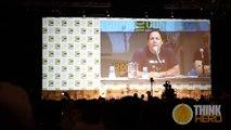 Han Solo/Indiana Jones AKA Harrison Ford's Comic Con Debut!
