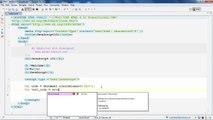 الدرس الثامن والأربعون : استخدام createTextNode