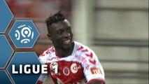 But Grejohn KYEI (66ème) / Stade de Reims - FC Lorient (4-1) - (REIMS - FCL) / 2015-16