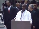 Tupac Shakur, Snoop Dogg, Suge Knight, MC Hammer, Death Row At Brotherhood Crusade Rally, August 15, 1996