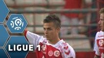 But Gaëtan CHARBONNIER (23ème) / Stade de Reims - FC Lorient (4-1) - (REIMS - FCL) / 2015-16