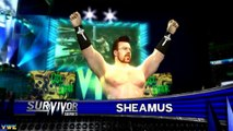 Sheamus: WWE Smackdown Vs Raw 2011 - WWE 2K15