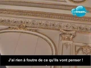 Video pirate Sarkozy - Cho bouillant !!!