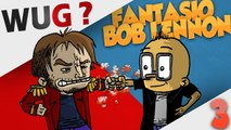 Fanta et Bob toujours en forme !